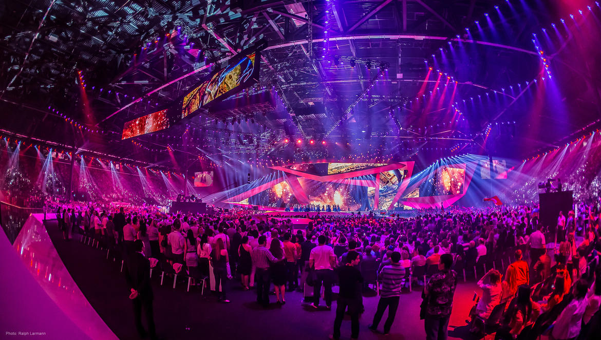 Brainpool Eurovision Song Contest 2012 Shows